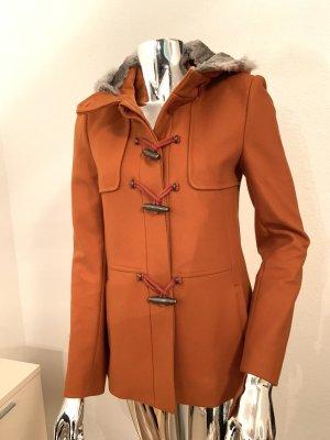 Patrizia Pepe Wool Jacket orange