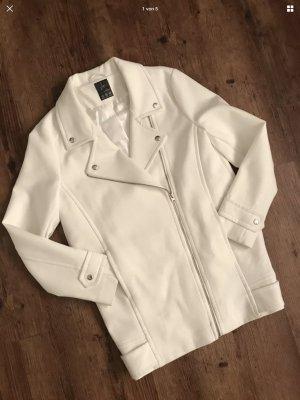 Primark Biker Jacket white