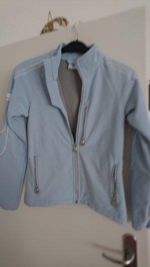 Jacke von Puma in hellblau