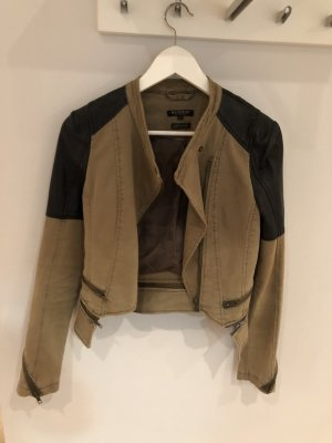 Review Blouse Jacket beige-brown