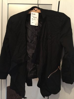Review Veste noir-bronze