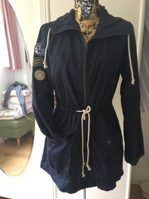 Snipes Outdoor Jacket dark blue