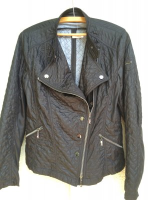 Jacke von Taifun Größe 46 schwarz