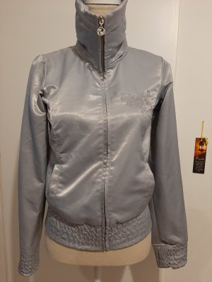Tally Weijl Short Jacket silver-colored