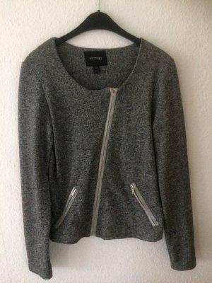 Jacke von Tchibo Woman in grau meliert