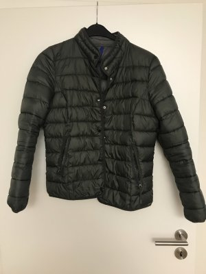 Tom Tailor Down Jacket green grey