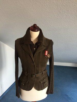 Jacke von Tommy Hilfiger braun, Größe S