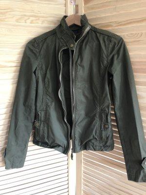 Jacke von Tommy Hilfiger, S, Khaki.