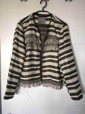 Jacke von Vero Moda mit Streifen