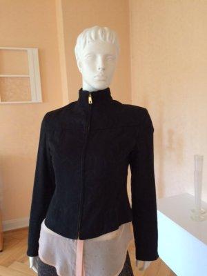 Versace Blouson nero Cotone