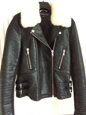 Jacke von Warehouse Größe 36/38 schwarz