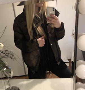 Zara Bomberjack veelkleurig