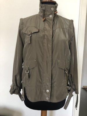 Damo Bomber Jacket khaki