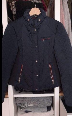 Zara Outdoor Jacket dark blue