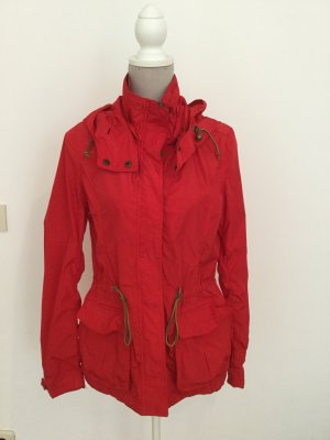 H&M L.O.G.G. Outdoor Jacket red