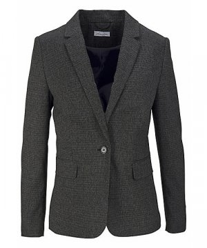 Aniston Blazer boyfriend multicolore polyester