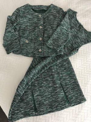 Jackenkleid von Piu & Piu Gr. 38 dehnbar!