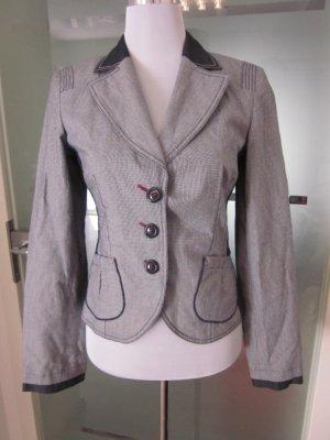 Jacket Boyfriend Blazer Jeans School Look Gr 34 BIBA