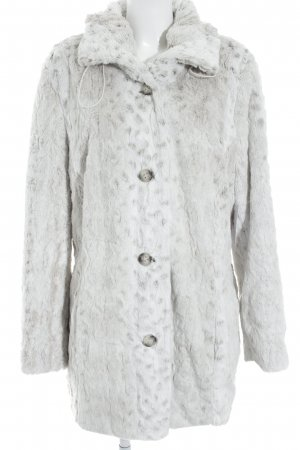 Jacket & Coat Fake Fur Jacket natural white casual look