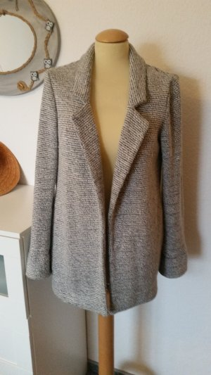 Jacket Jacke Blazer Gr. S grau meliert mercer&madison