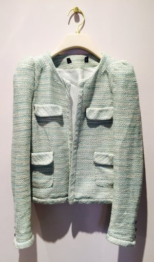 // Jacket // Zara // light green // Size S //