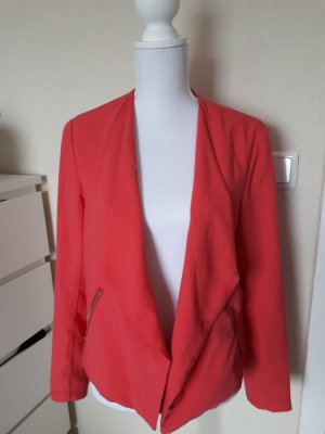 H&M Blazer bright red