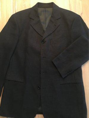 Hugo Boss Chaqueta de lana azul oscuro
