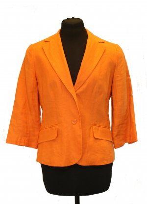 Jackett, orange