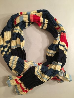 Jackpot Crinkle Scarf multicolored cotton