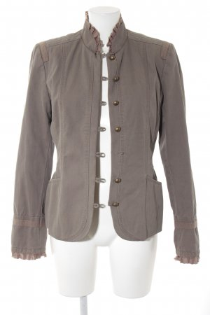 Jackpot Safari Jacket light brown-beige casual look