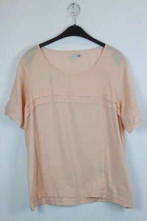 Jackpot Shirt Shirtbluse Gr. L apricot (18/6/067)