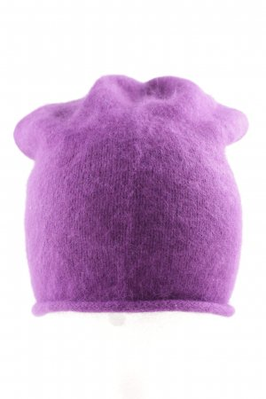 Jackpot Knitted Hat lilac casual look
