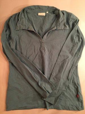 JACKPOT T-Shirt langarm mit Kragen,  Gr. XL, NEU und ungetragen, Basic Shirt
