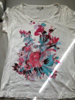 Jackpot Camiseta estampada multicolor Algodón