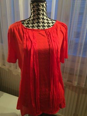 JACKPOT T-Shirt rot mit Knöpfen am Rücken, Gr, XXL, wie NEU