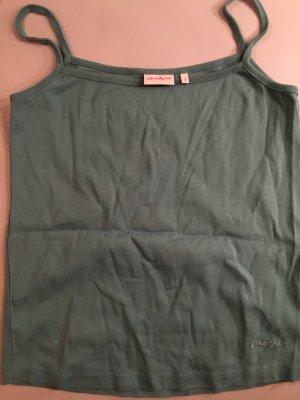 JACKPOT Top dunkelgrün, Gr. 3 bzw. L, NEU und ungetragen