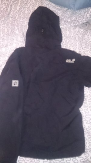 Jack Wolfskin Outdoor Jacket black