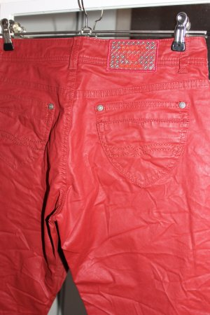Jacky O Anzug beschichtet Rot Gr. L