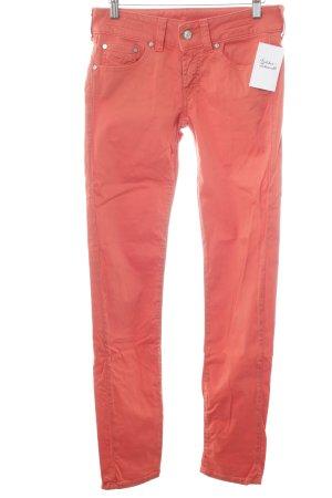 Jacob Cohen Five-Pocket-Hose orange Casual-Look