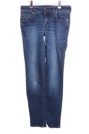 Jacob Cohen Low Rise Jeans blue casual look