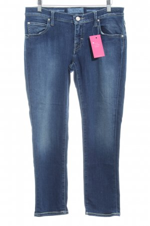 Jacob Cohen Jeans slim fit blu aspetto di seconda mano