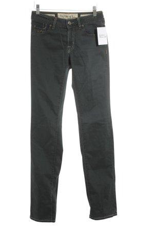 Jacob Cohen Straight-Leg Jeans waldgrün schlichter Stil