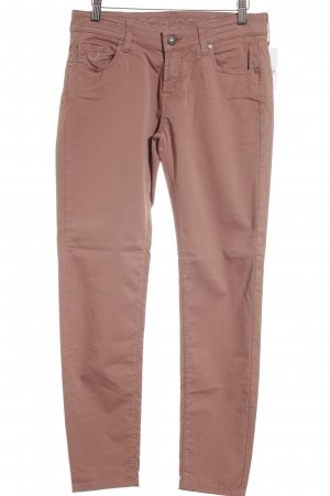 Jacob Cohen Treggings altrosa Casual-Look