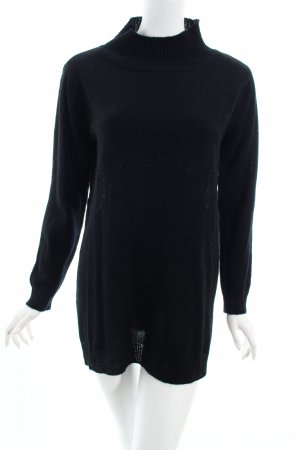 Jacqueline de Yong Longpullover schwarz Eleganz-Look