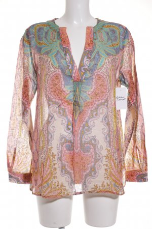 Jacques britt Tunikabluse Paisleymuster Boho-Look