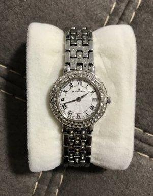 Jacques Lemans Damen Armbanduhr / Silber