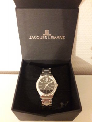 Jacques Lemans Damen Uhr Silber