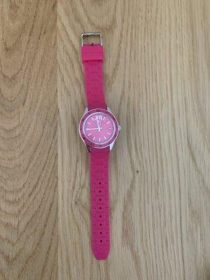 Jacques Lemans Uhr Pink