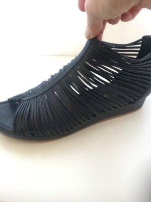 Jade Sandalen von flip*flop, schwarz