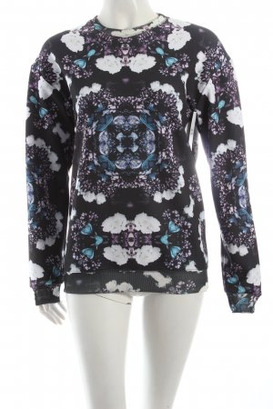 Jaded London Sweatshirt florales Muster Urban-Look
